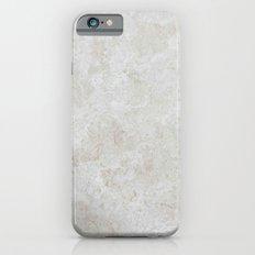 Travertine iPhone 6s Slim Case