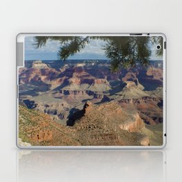Battleship Rock, Grand Canyon NP, AZ -- Just after sunrise Laptop & iPad Skin