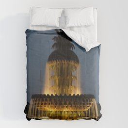 fountain lights Comforters