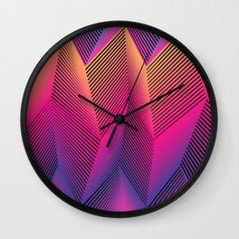 Sooo sharp Wall Clock