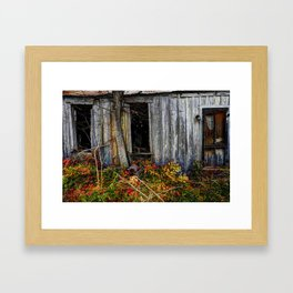 Home Again Framed Art Print