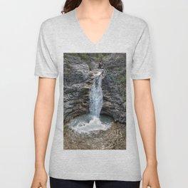 Buller Waterfall Unisex V-Neck