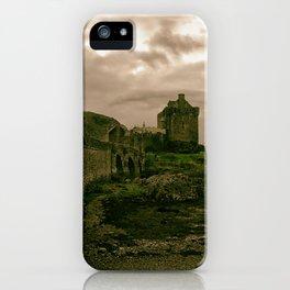 Eilean Donan Castle, Kyle of Lochalsh, Scotland iPhone Case