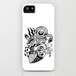 HEARTHOLOGY iPhone Case