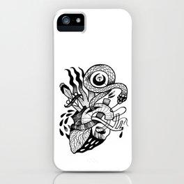 HEARTHOLOGY iPhone Case