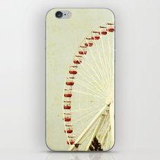 Navy Pier iPhone & iPod Skin