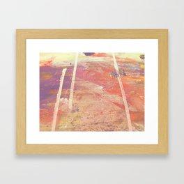 Acrylic Vista Framed Art Print