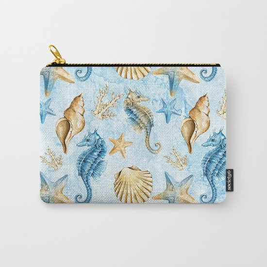 Sea & Ocean #1 Carry-All Pouch