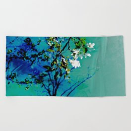 Spring Synthesis IV Beach Towel