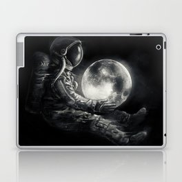 Moon Play Laptop & iPad Skin