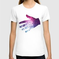 mosaic T-shirts featuring MOSAIC by INA FineArt