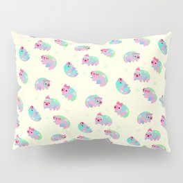 Water Bear(Tardigrades) Pillow Sham