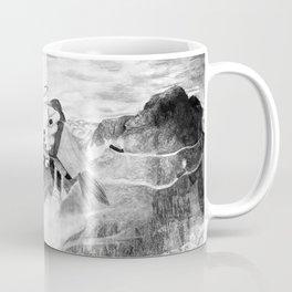 Handscape Takes Flight Coffee Mug
