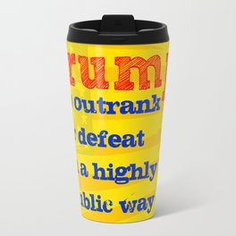 Trump Definition Travel Mug