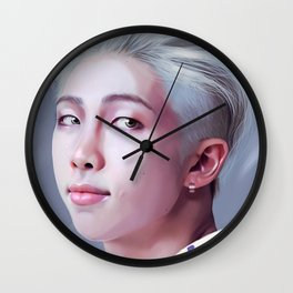 RAPMONSTER BTS Wall Clock