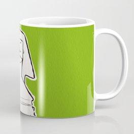 The great sphinx of Giza Coffee Mug
