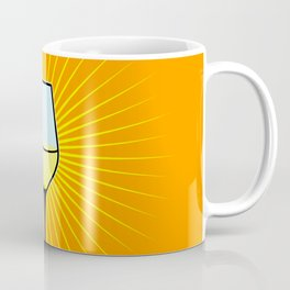 White Wine Fendant Coffee Mug