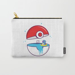 Chill scenes Mr.Squirtle Carry-All Pouch