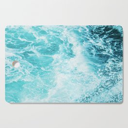 Perfect Sea Waves Cutting Board