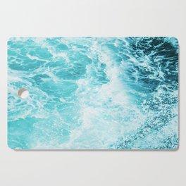 Perfect Sea Waves Cutting Board