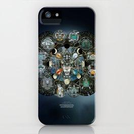 """Astrological Mechanism - Zodiac"" iPhone Case"