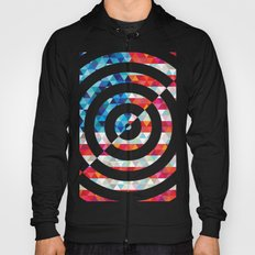 Abstract America Hoody