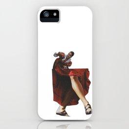 The gossipy girl of Shakespeare iPhone Case