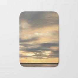 Seaside Sunset 02 Bath Mat