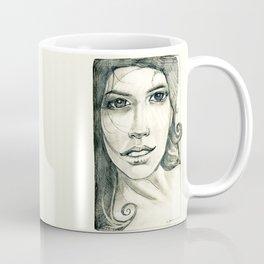 Female Study Coffee Mug