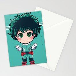 Midoriya Izuku Deku Stationery Cards