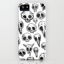 bestiary iPhone Case