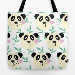 WWF Panda Donations Tote Bag
