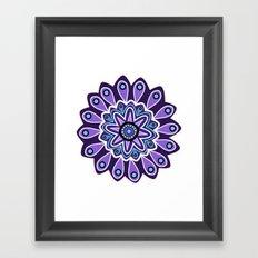Flower 24 Framed Art Print