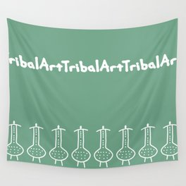 TribalArt Wall Tapestry