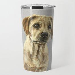 Rosie The Labrador Travel Mug