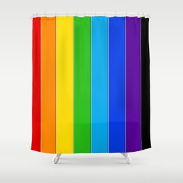 LGBTQ Pride Shower Curtain