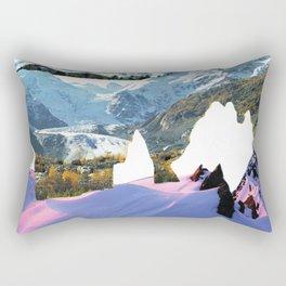 Experiment am Berg 29 Rectangular Pillow