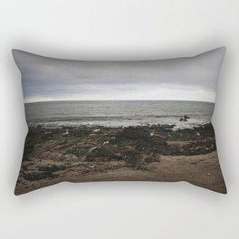 Shores of Scotland II Rectangular Pillow