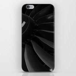 Turbine Blades iPhone Skin