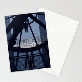 Looking over Paris Stationery Cards