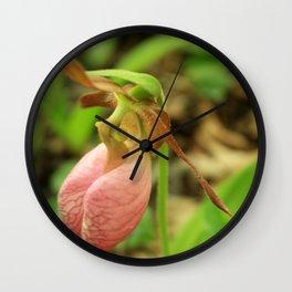 Naturally Fashionable Wall Clock
