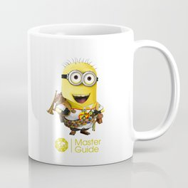 MasterGuide Minion Coffee Mug