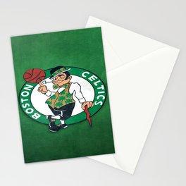 Boston Celtics's celtics Stationery Cards