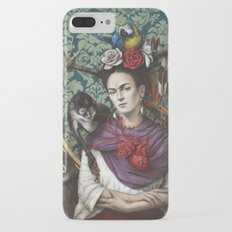Frida kahlo iPhone 7 Plus Slim Case