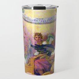 Angels in Rome Travel Mug