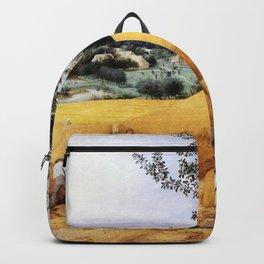 Pieter Brueghel the Elder - The Harvesters Backpack