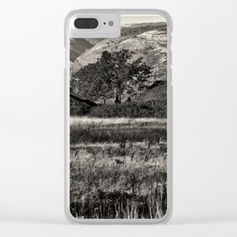 Old Barns Clear iPhone Case