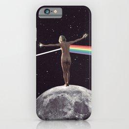 Matter of fact its all dark iPhone Case
