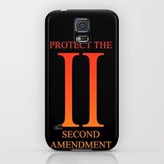 Protect the Second Amendment Galaxy S5 Slim Case