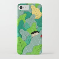 hunting iPhone & iPod Cases featuring Hunting by Mark Conlan